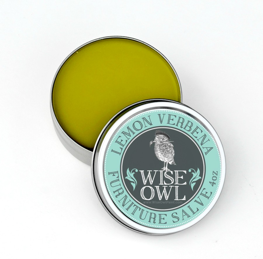 Wise Owl Furniture Salve - Lemon Verbena