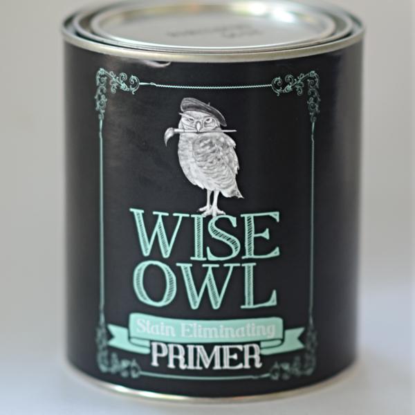 Wise Owl Primer - Quart