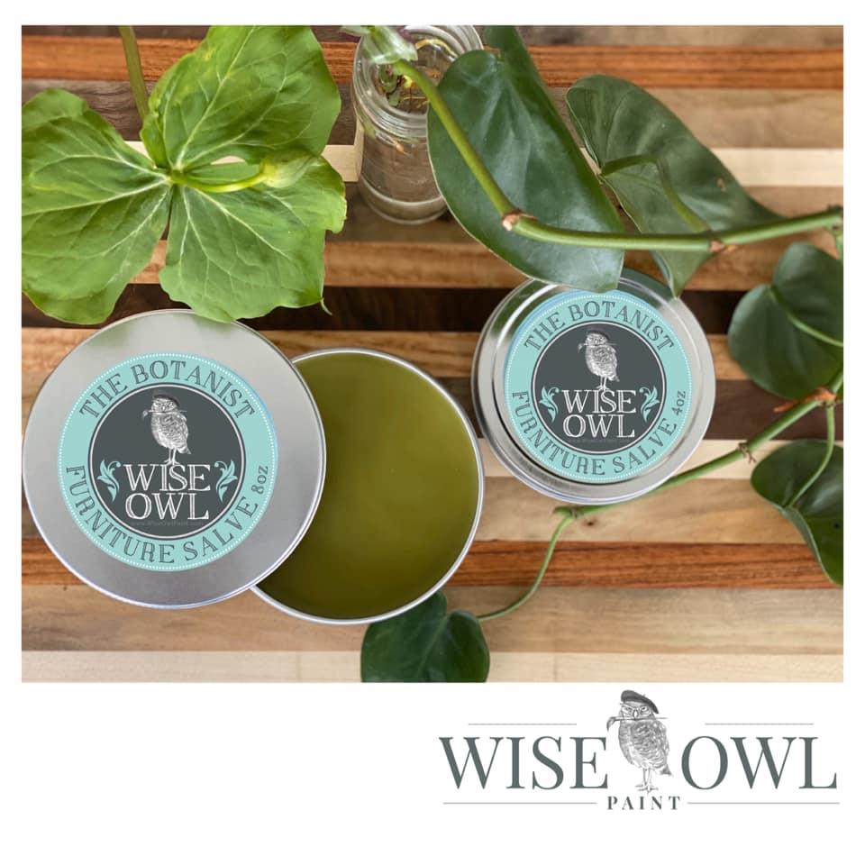 Wise Owl Furniture Salve - The Botanist