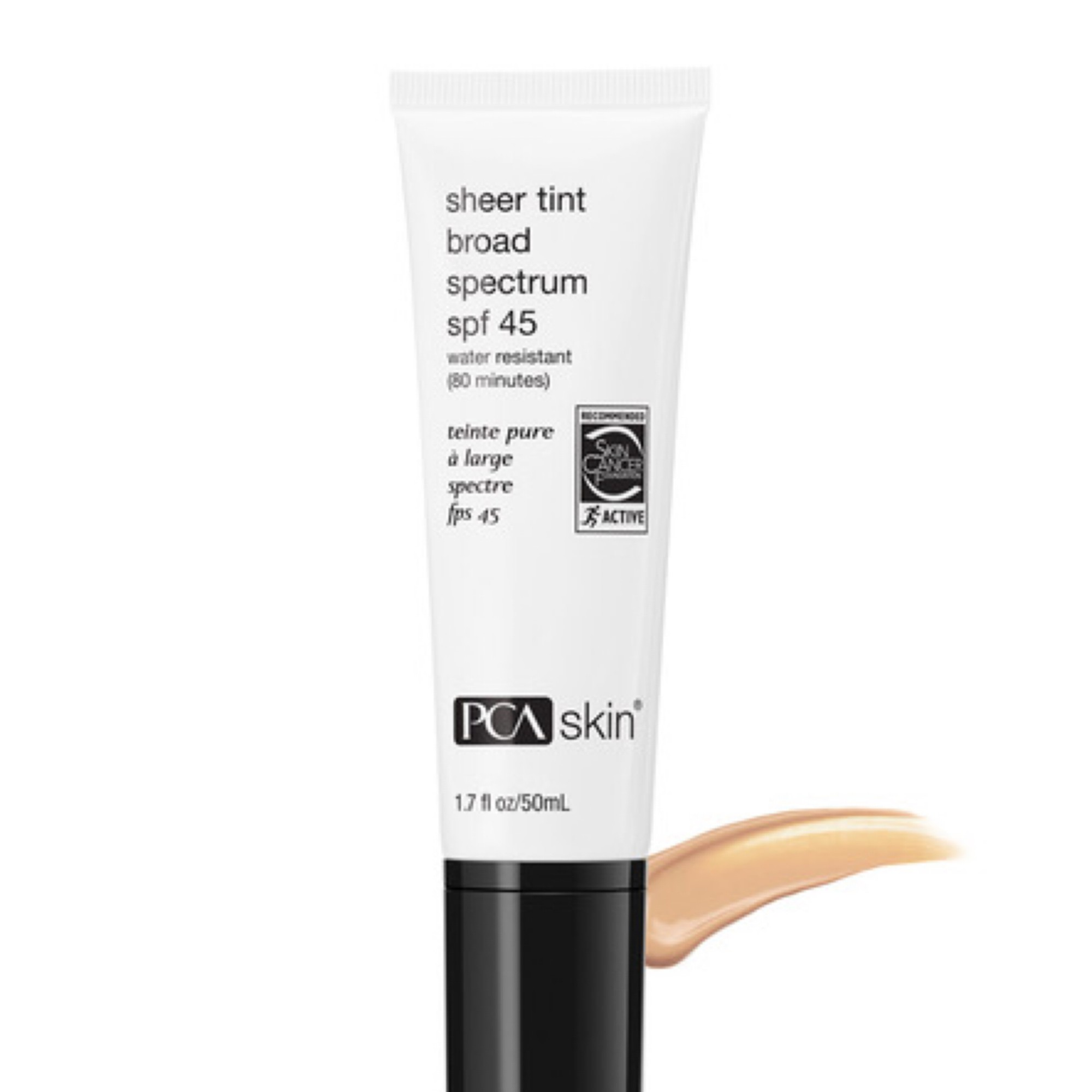Sheer Tinted SPF 45