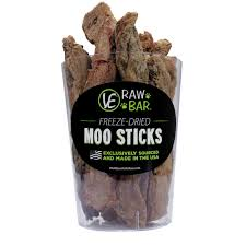Vital Essentials - Raw Bar - Moo Sticks