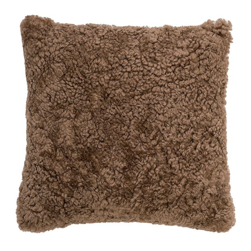 Mongolian Sheep Fur Pillow