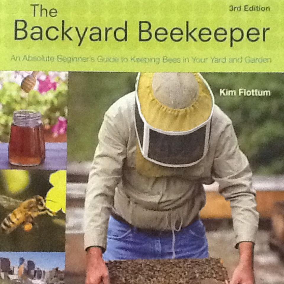 the backyard beekeeper by flottum
