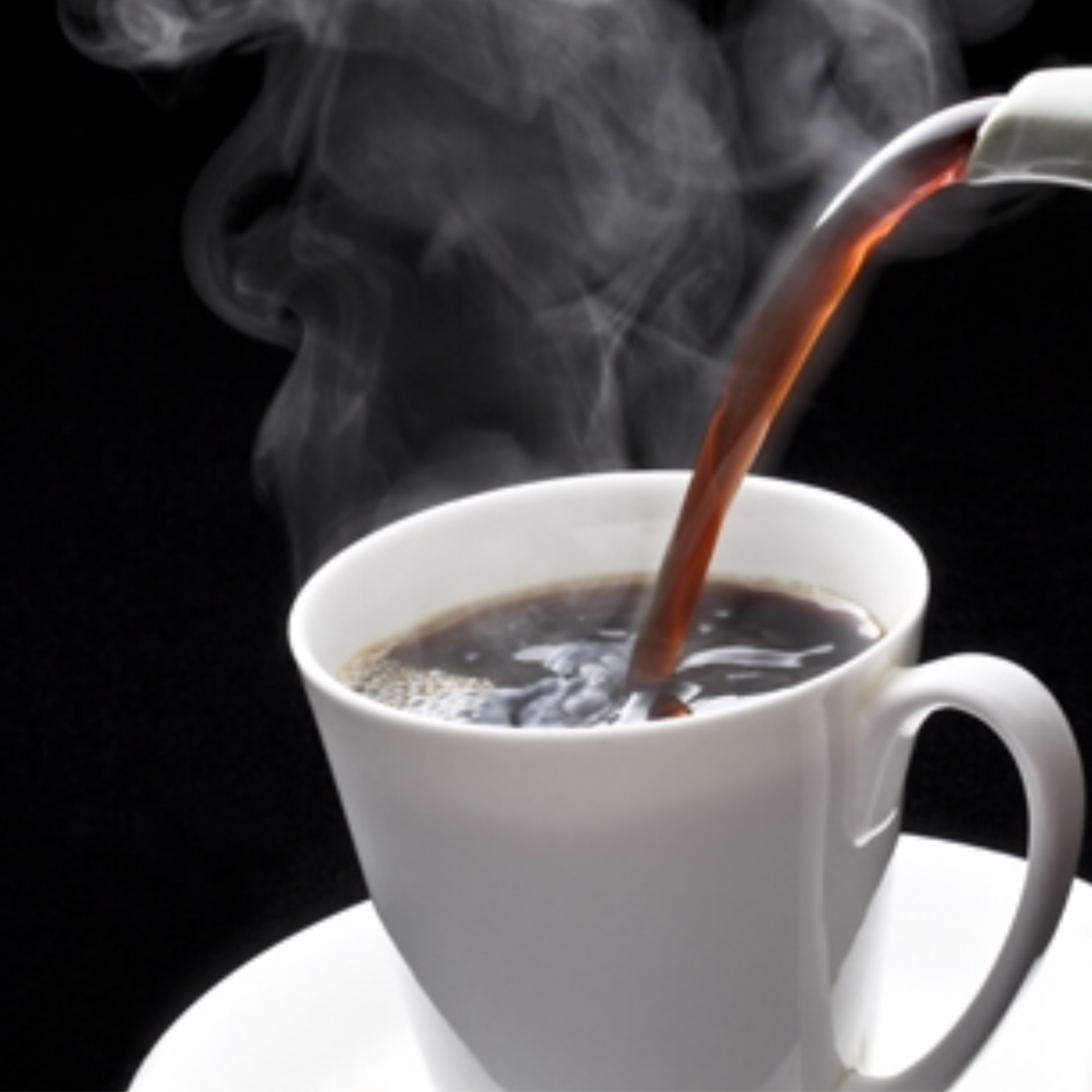 Coffee-Now Brewed