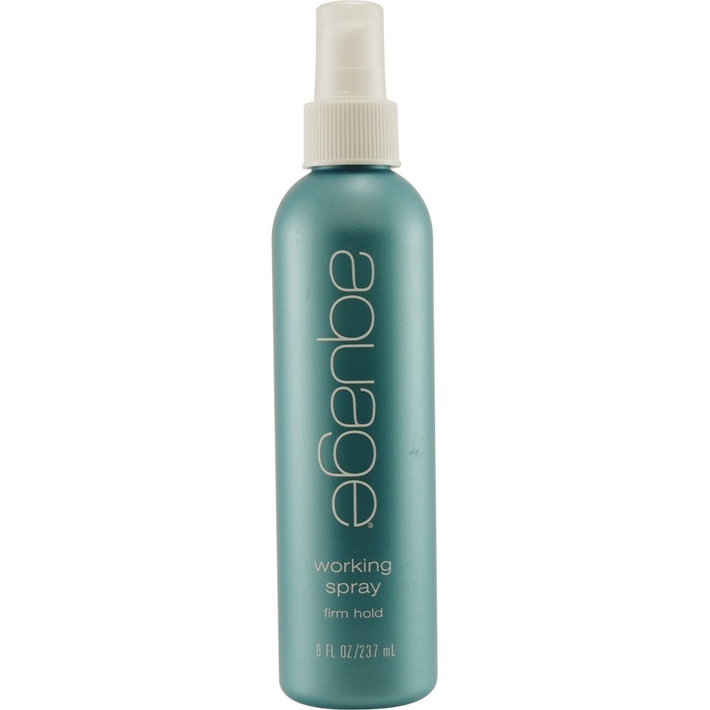 Aquage Working Spray For Unisex 8 Ounce