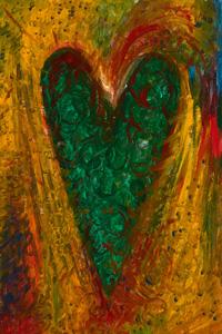 Mumma's Big Green Heart