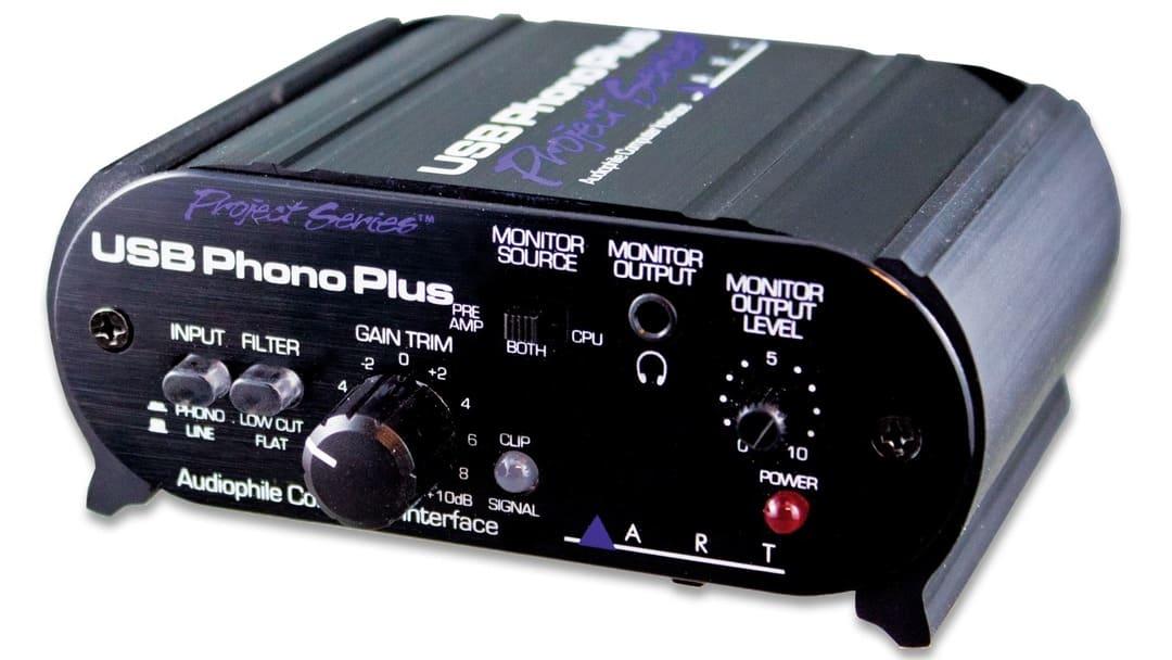 ART | USB Phono Plus